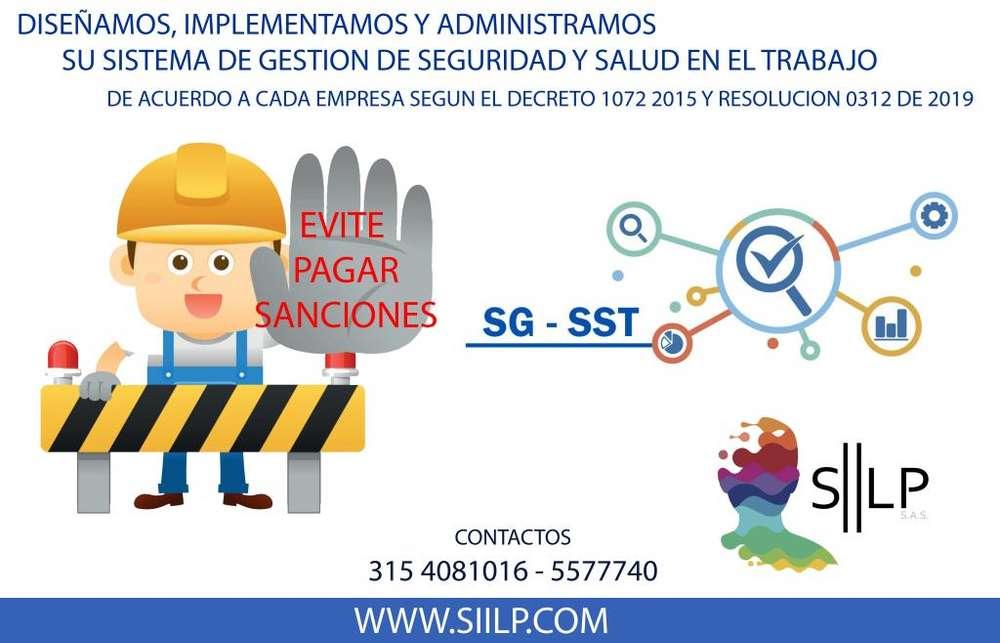 Diseño e implementación SG-seguridad y salud en el trabajo.