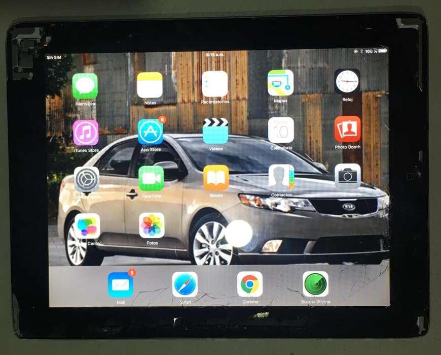 Apple iPad 2 Usada 3G 64GB A1396 Wi-Fi 3G