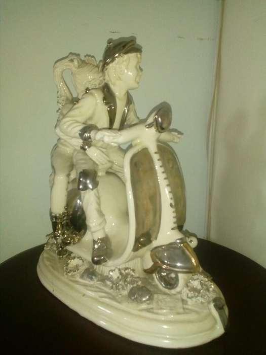 Se Vende Porcelana Capodimonti Original