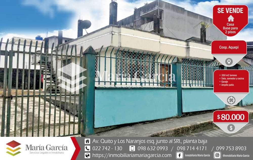 Casa de venta cerca al anillo vial Tsafiqui