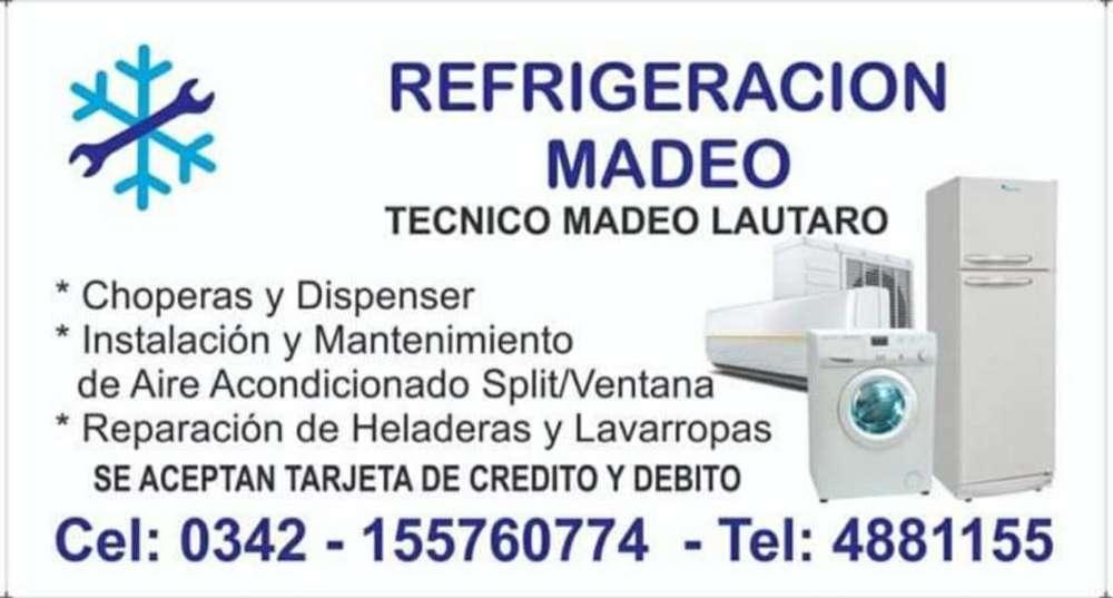 Técnico Refrigeración Y Lavarropas