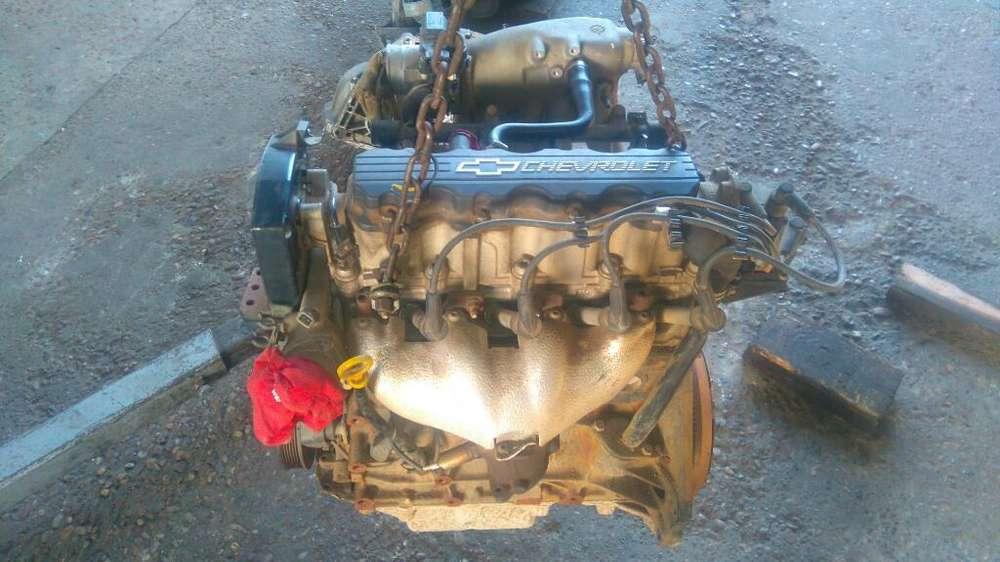 Vendo Motor Y Caja Chevrolet Astra Baja
