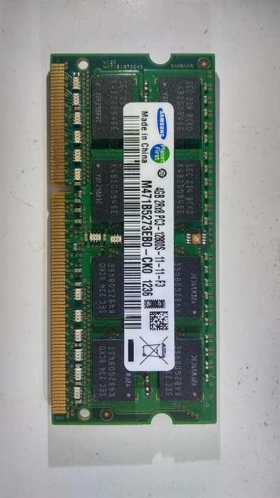 Memoria Ram 4g Ddr3 Portátil