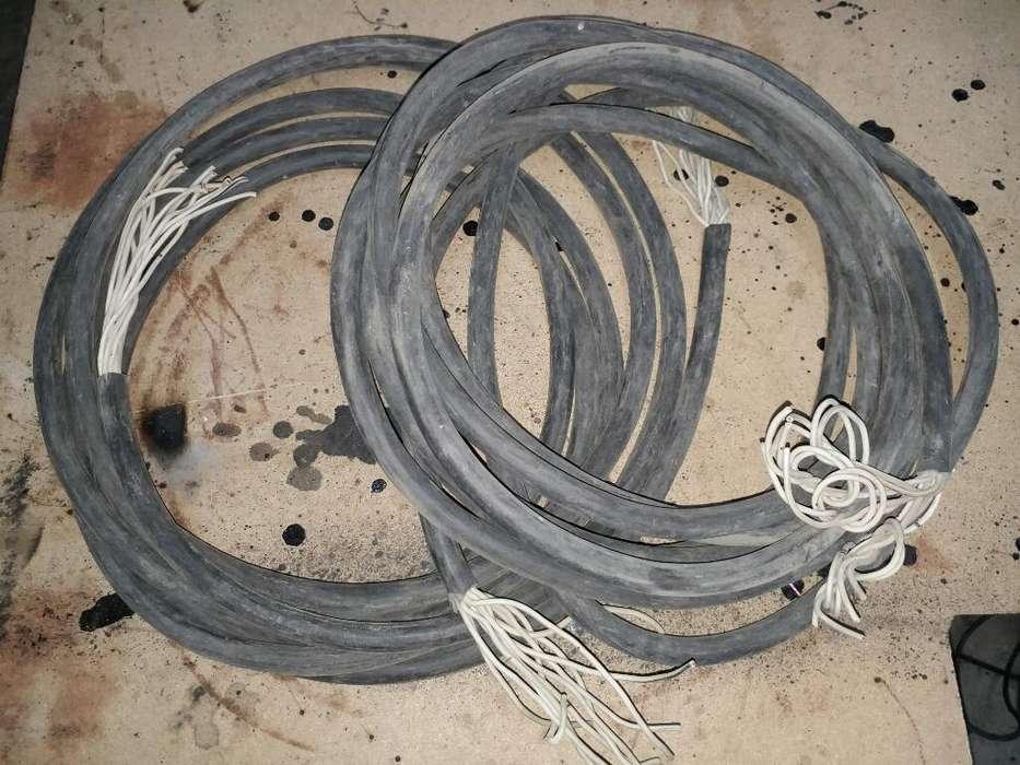 Cables Manguera de 6 Pares