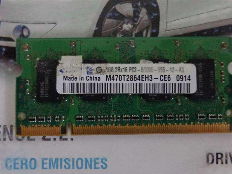 Memorias 5121gb Ddr2 Pc25300555 Bus 667