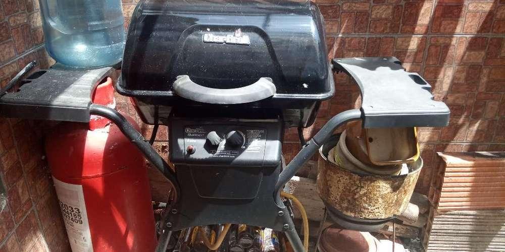 Vendo Asador de Gas con La Pipeta