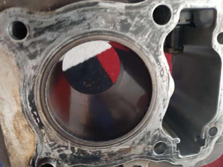 Cilindro de Honda Cbf 150cc con Piston