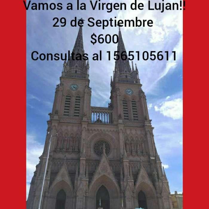 Vamos a La Virgen de Lujan