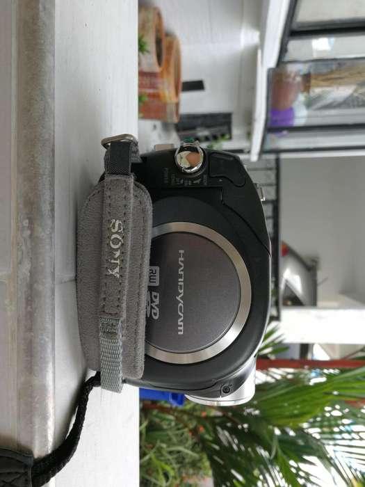 Cmara Sony DCRDVD203