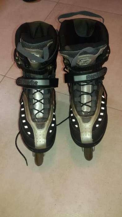Vendo rollers in line skates abec7
