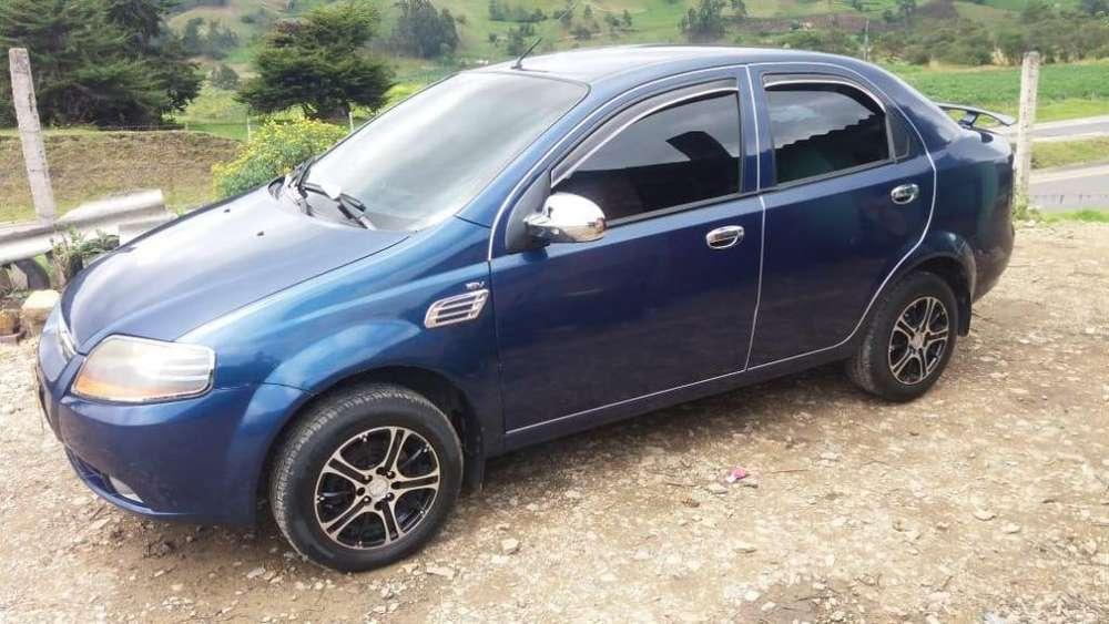 Chevrolet Aveo 2007 - 13700 km
