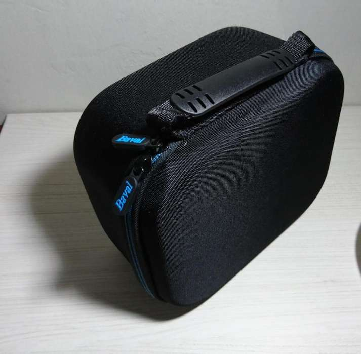 Funda Rigida para protectores de oidos y lentes de tiro