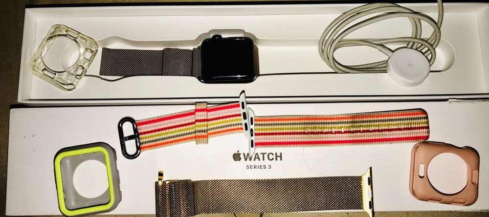 Apple Watch Serie 3 de 38 Mm negociables