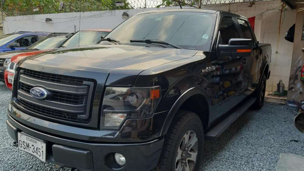 <strong>ford</strong> F-150 2014 - 130000 km