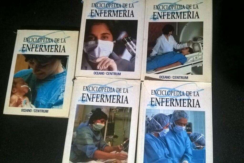 Enciclopedia de La Enfermeria Oceano