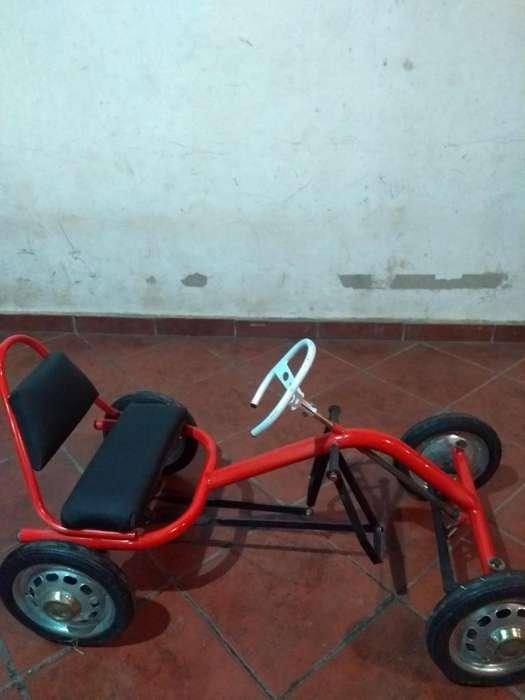 Karting a pedal para niños