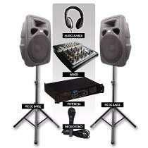 alquiler de sonido profesional para cali