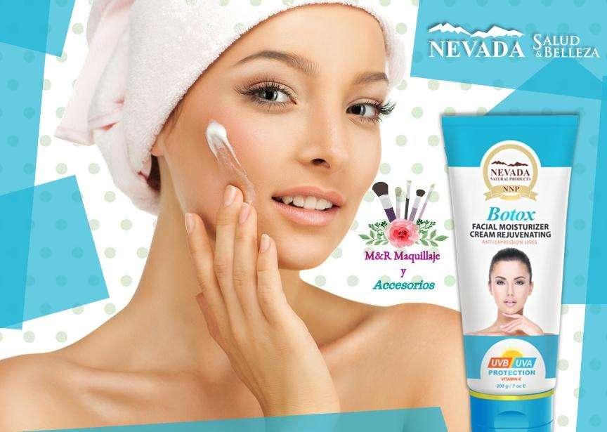 Botox Protección UV Marca Nevada