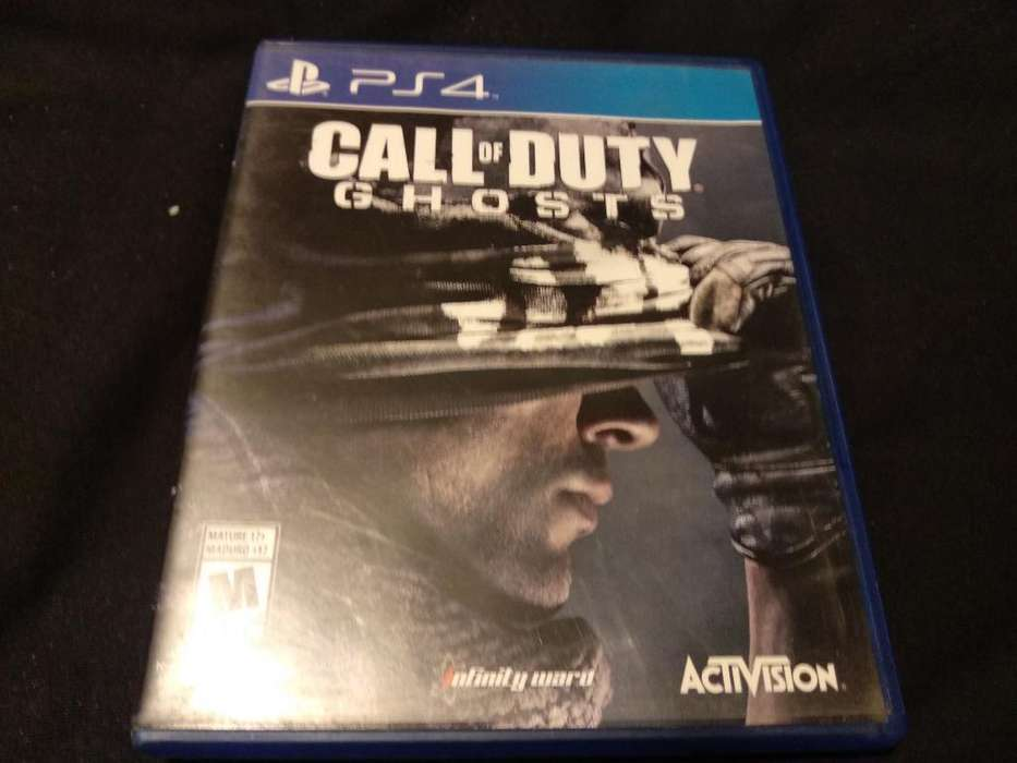 Call Of Duty Ghosts : Ps4