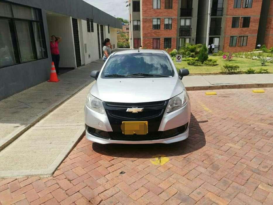 Chevrolet Sail 2013 - 75000 km