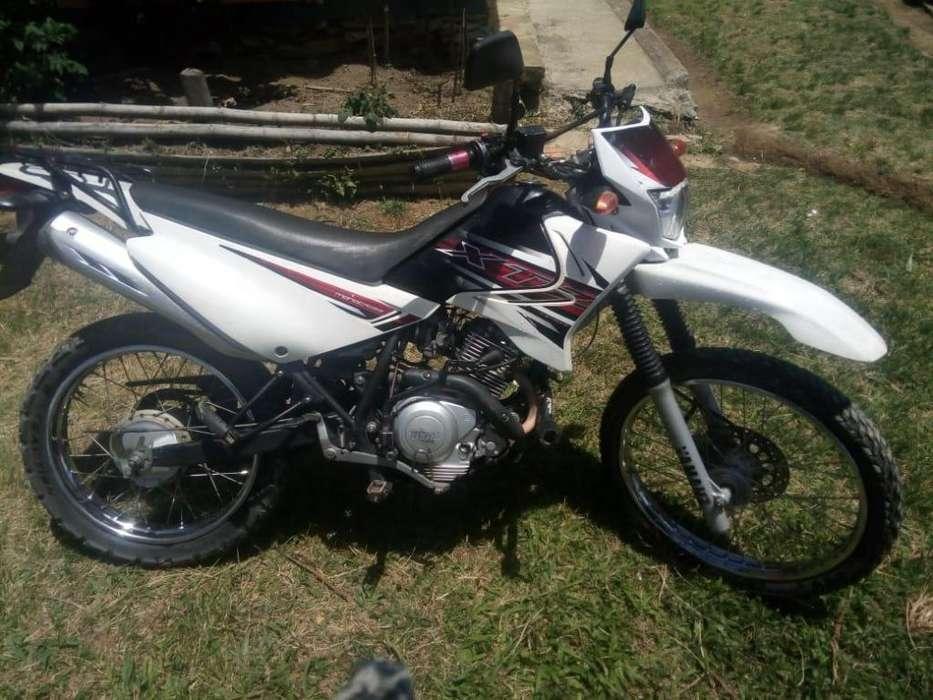 moto <strong>yamaha</strong> 125 mod 2016