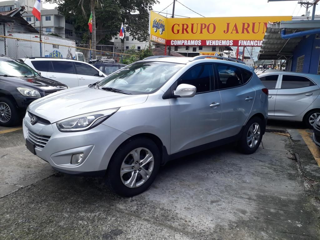 HYUNDAI TUCSON 2014 ** GRUPO JARUM ** FINANCIAMIENTO DISPONIBLE