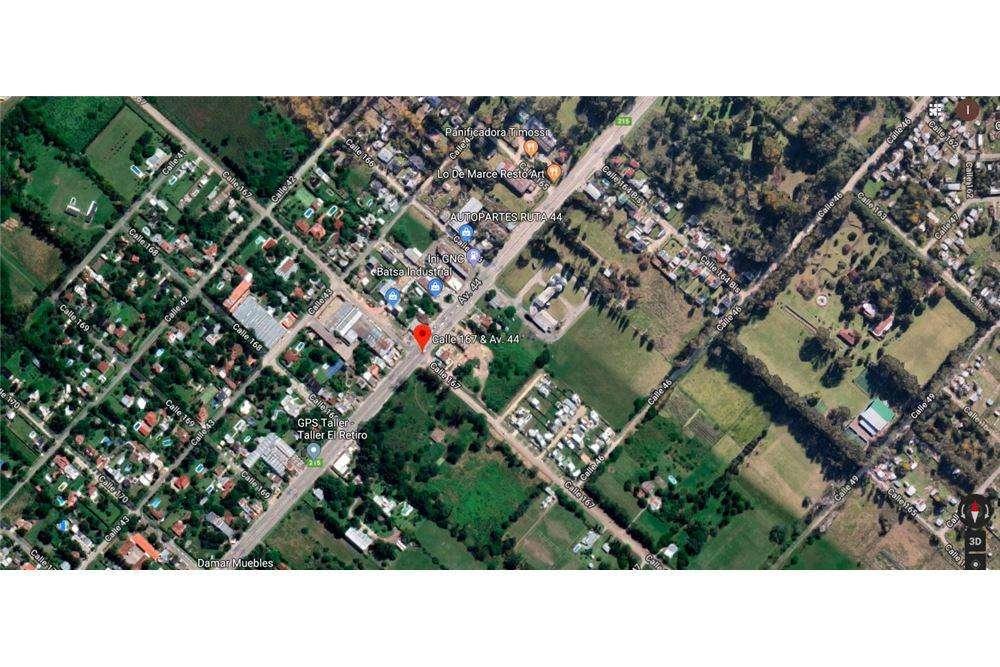 Lote / terreno en venta en Olmos, La Plata Av 44