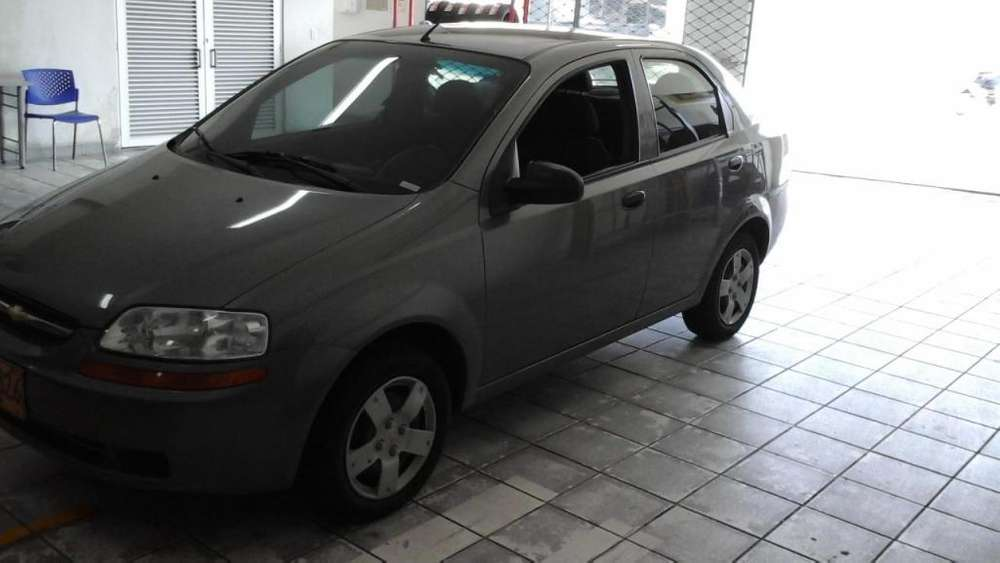 Chevrolet Aveo 2012 - 80060 km