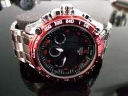 d596fc1d59c0 Nuevo Reloj Casio Edfice EF- 52301 para hombre. Garantia. Nuevo ...