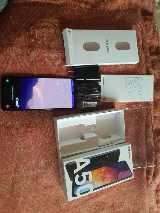 Samsung A50 Nuevo Negociable