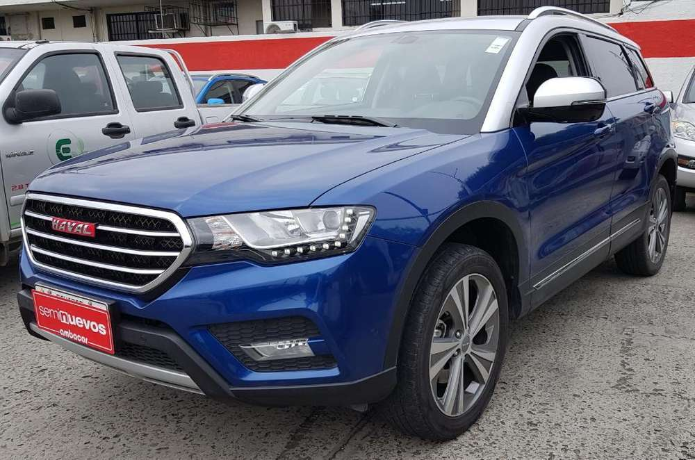 Great Wall Haval H6 2017 - 43400 km