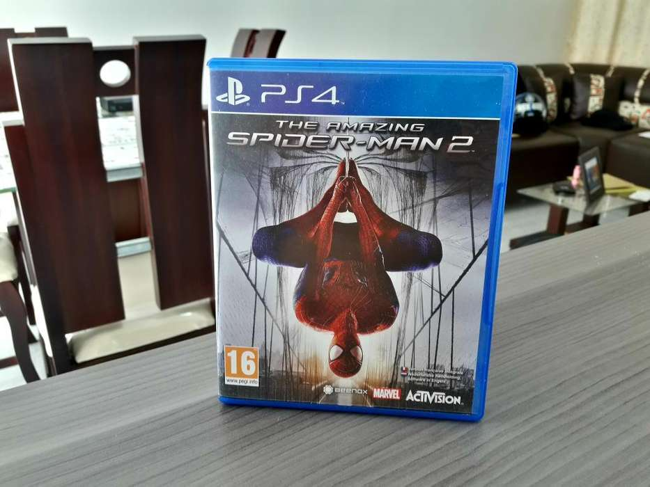 Spider-man 2 Ps4