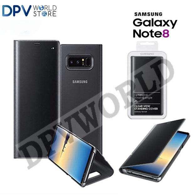 Estuche Samsung Galaxy S10 S10e S10 PLUS Note 9 Note 8 A8 Plus S8 S8 Plus J4 J6 Clear View Stand
