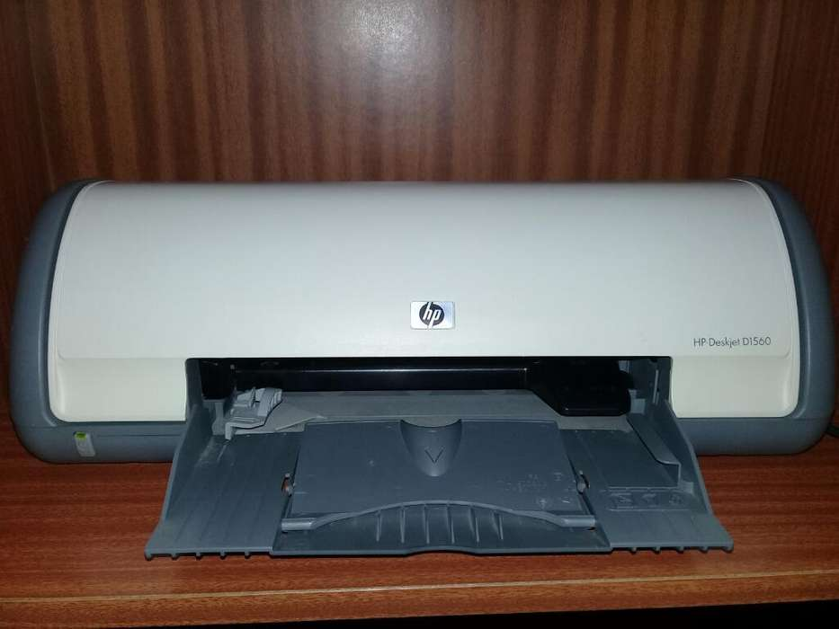 Impresora Hp D1560 Impecable