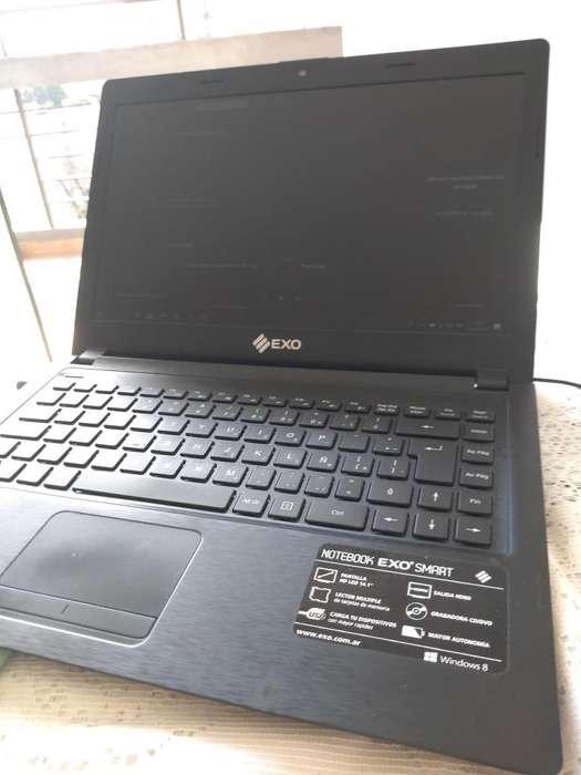 Notebook usada EXO Smart X2-M1345