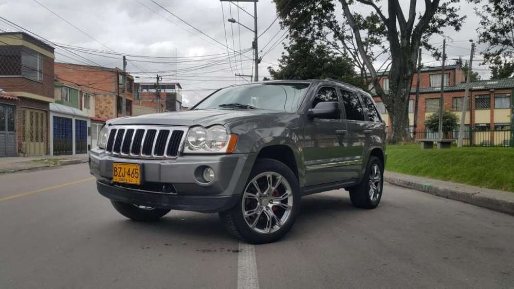 <strong>jeep</strong> GRAND CHEROKEE 2006 - 142548 km