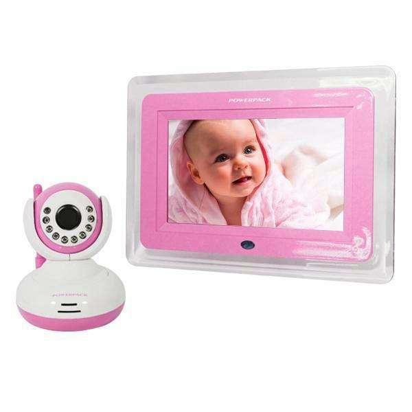BABY Visor Electrónico Inalámbrico Pantalla Extra Grande 7