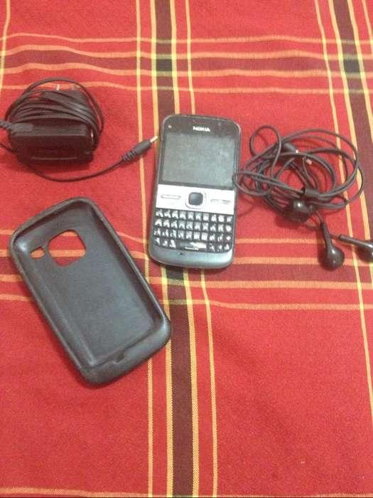 Nokia E5 para Respuesto