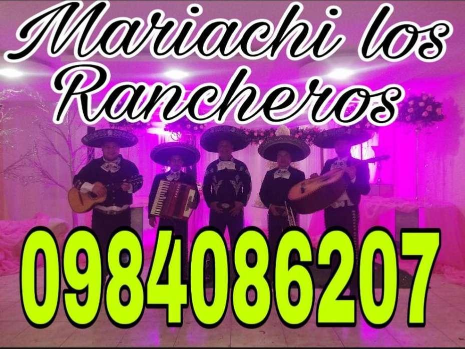 Mariachis desde 30 Dólares 0984086207
