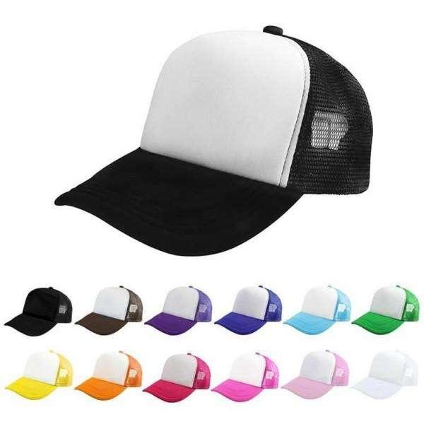 Gorras publicitarias, totalmente personalizadas, con el logo de tu empresa o evento.