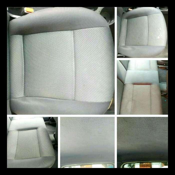 Limpieza de Interiores de Autos