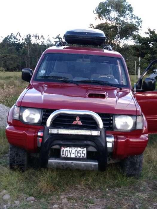 Mitsubishi Montero 1996 - 160 km