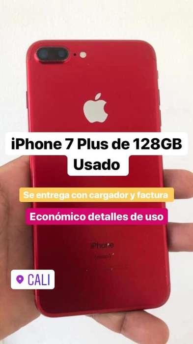 i Phone 7 Plus de 128GB