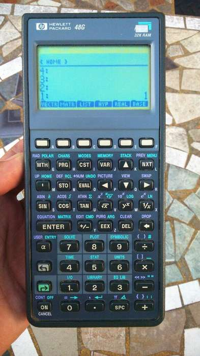 Vendo Calculadora Cientifica Grafica Hp
