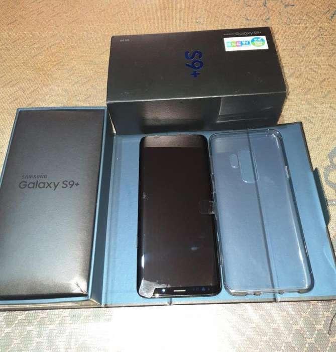 VENDO Samsung S9 Plus DUOS 64GB NUEVO!!!