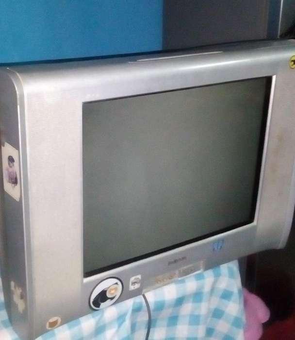 Vendo Tv D 21 Marca Sony D Los Antiguos