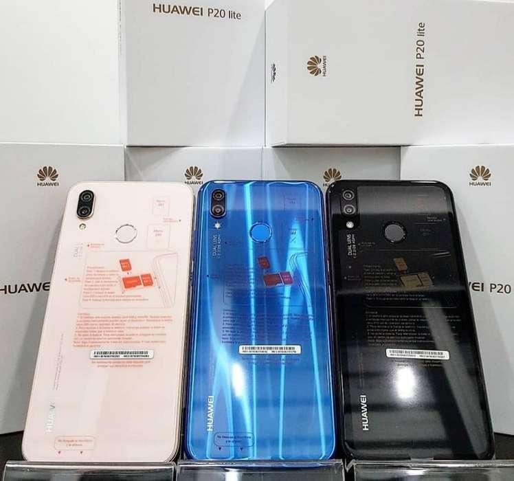 Huawei P20 Lite Nuevos Sellados Garantía