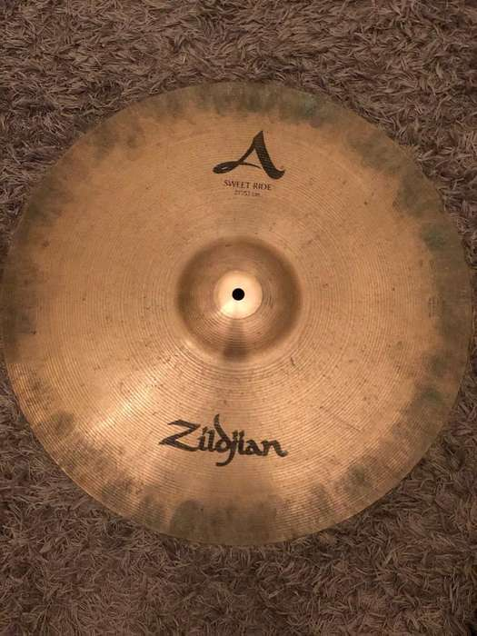 "Zildjian a 21"" Ride Negociable"