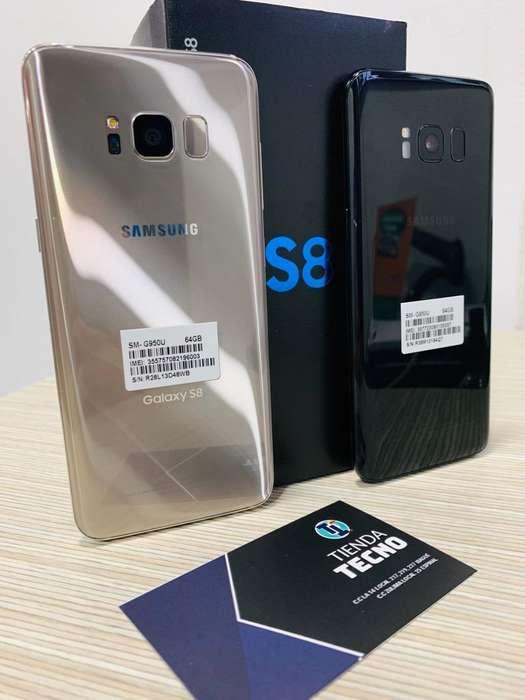 Samsung S8 Nuevos