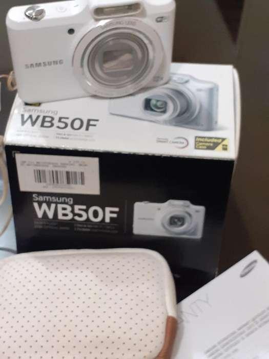 Camara Samsung Wb50f